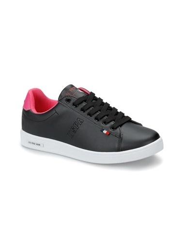 U.S. Polo Assn. Ayakkabı Siyah